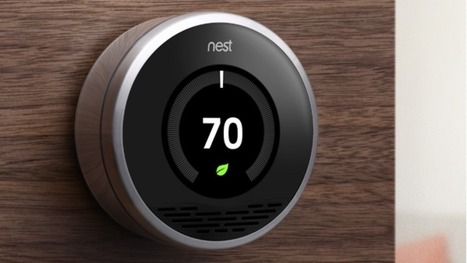 Nest continues quest for smart home domination with new partnership programs (Whirlpool,Philips,LG,Withings..) #CES2015 | digital mentalist  and cool innovations | Scoop.it