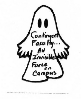Ghost at Westchester Community College | A is for Adjunct | Scoop.it