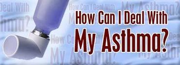 How Can I Deal With My Asthma? | Brooks Composite Highschool Tonya | Scoop.it