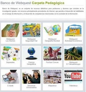 Blogs y webquest para Secundaria y Universidad ...   RECURSOS EDUCATIVOS   Scoop.it