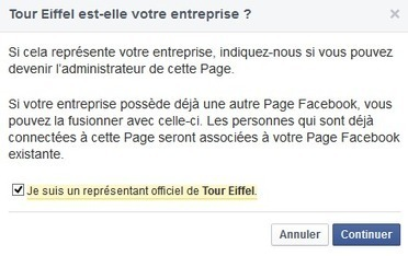 Comment fusionner deux pages Facebook ? | Social medias marketing | Scoop.it