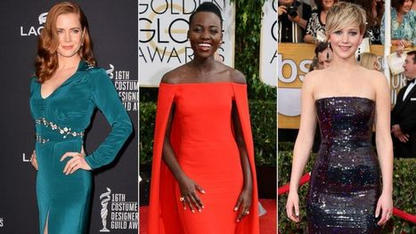 Fashion Trends to Look for at the Oscars 2014 - ABC News | CLOVER ENTERPRISES ''THE ENTERTAINMENT OF CHOICE'' | Scoop.it