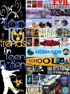 2011 Top Teen Trends | VOYA | Readers Advisory For Secondary Schools | Scoop.it