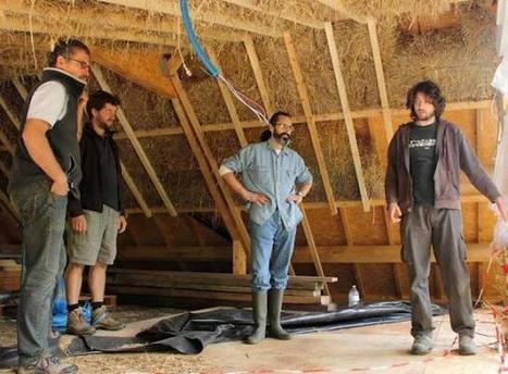 La maison en paille : écologique et confortable   Economie Responsable et Consommation Collaborative   Scoop.it
