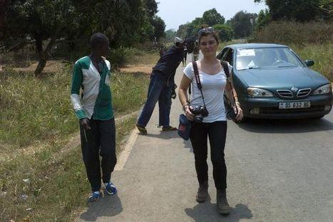 Une jeune journaliste française, Camille Lepage, tuée en Centrafrique | Femmes en mouvement | Scoop.it