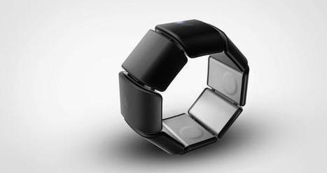 Un bracelet connecté pour communiquer en urgence par le toucher | Vous avez dit Innovation ? | Scoop.it