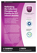 Rethinking the Collection: Principles and Practice for 21C School Libraries | PERTH | 21st Century School Libraries | Scoop.it