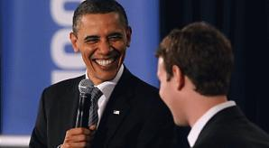 Obama At Facebook: A Reminder That Silicon Valley Really Is Different | Tech News Today | Scoop.it