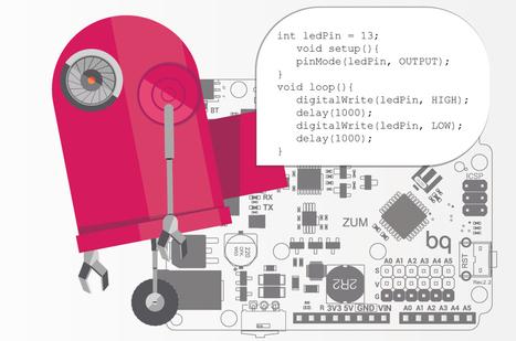 Curso de programación con Arduino | DIWO | TicTecBot | Scoop.it