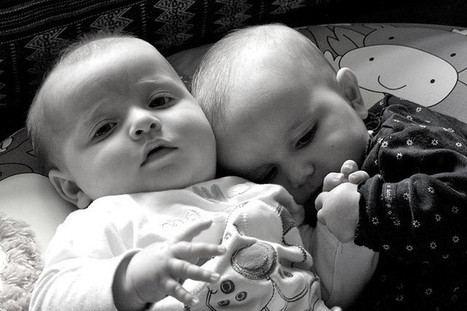 Twins' immune systems look like those of complete strangers | Complex Insight  - Understanding our world | Scoop.it