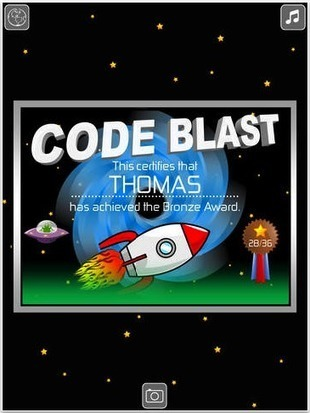 Excellent iPad App to Introduce your Kids to Coding ~ Educational Technology and Mobile Learning | School Psychology Tech | Scoop.it