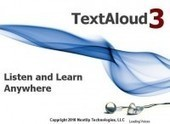 Nextup TextAloud v3.0.68 Free Download   Technology news   Scoop.it