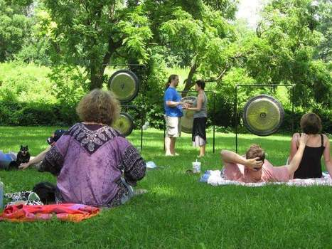 Feel the healing sounds of gongs - Hometownlife.com | Metaphysical | Scoop.it