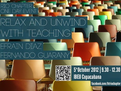 Braz-Tesol Rio Chapter | ELT Journal | Scoop.it