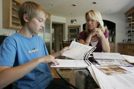 France considers ban on homework. Should the U.S.?   Kickin' Kickers   Scoop.it