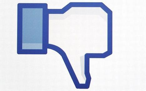 Why Facebook pages are a bust for brands | Business in a Social Media World | Scoop.it