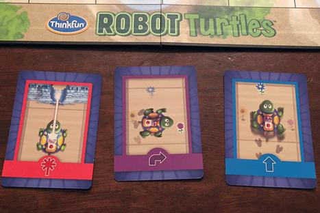 No-Tech Board Games That Teach Coding Skills to Young Children   Οι Νέες Τεχνολογίες στην Εκπαίδευση   Scoop.it