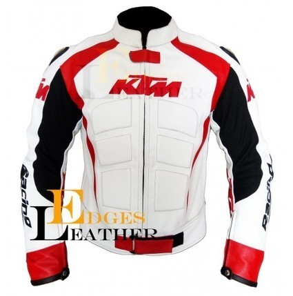KTM White Leather Motorbike Leather Jacket Men 2016 | Adidas TT10 Black Hockey Stick | Scoop.it