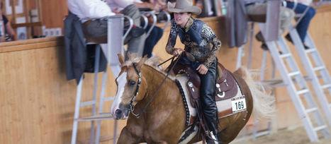 Gina-Maria Schumacher: championne comme papa - Gala | Cheval et sport | Scoop.it