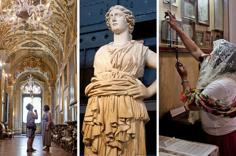 3 Quiet Museums in Rome | Italia Mia | Scoop.it