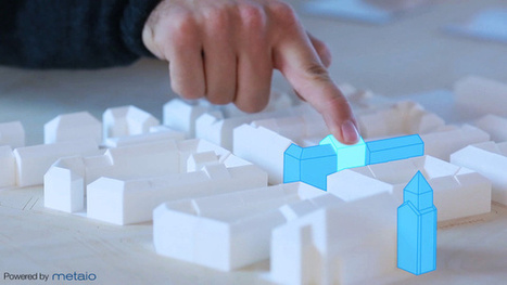 Un nuevo prototipo de realidad aumentada es capaz de convertir cualquier objeto en una pantalla táctil   The Creators Project   Culture augmentée - Augmented culture   Scoop.it