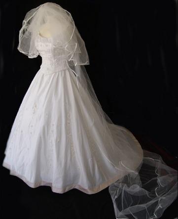 Annonce : Robe de mariée Point Mariage originale occasion pas cher - Languedoc Roussillon - Hérault - Occasion du mariage   toujoursalamode   Scoop.it