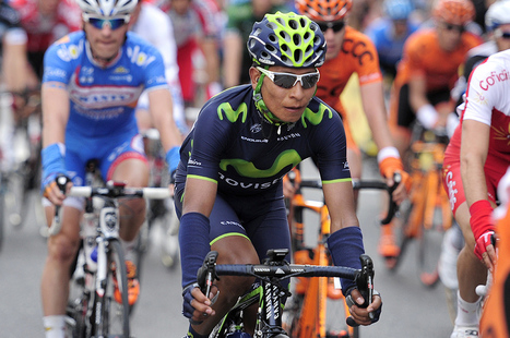 Despite Sky missteps, Movistar stands by Giro decision on Quintana - VeloNews.com | Chirundu.com Racing & Pro Cycling | Scoop.it
