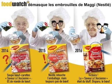 Victoire : Nestlé cède sous la pression des consommateurs - foodwatch | Comment va ma Planète ? | Scoop.it
