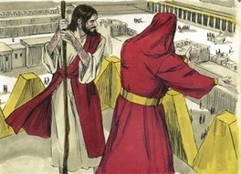 Jesus is Tempted in the Desert Coloring Pages | Resources for Catholic Faith Education | Scoop.it
