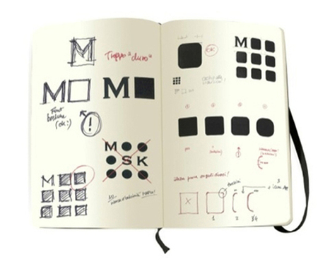 Moleskine gets a makeover   What's new in Visual Communication?   Scoop.it