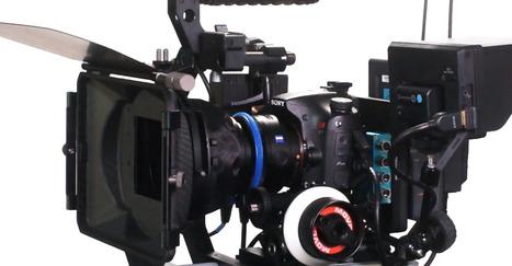 Renta la mejor camara de cine digital con foco continuo de video Sony Alpha DSLT HDSLR | Technology | Scoop.it