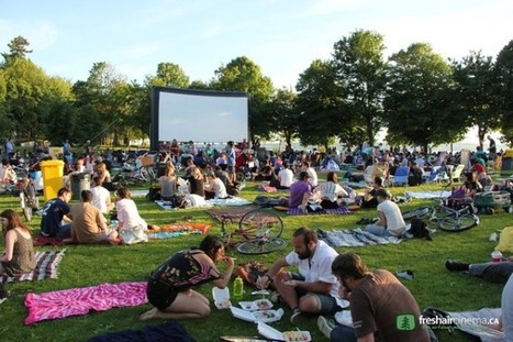 Free Outdoor Movies At Stanley Park 2014 | REAL ESTATE & OTHER NEWS | Scoop.it