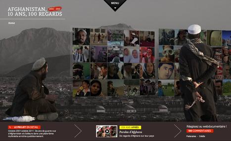 Afghanistan 2001-2011 – ARTE | Interactive & Immersive Journalism | Scoop.it