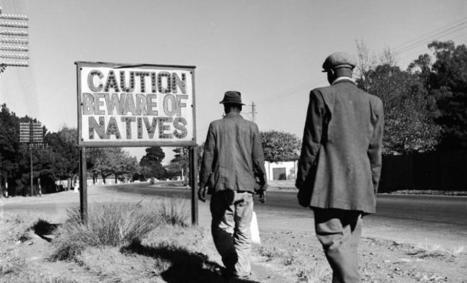 10 fotos racistas que son parte de la historia de la humanidad | HISTORIA Y GEOGRAFÍA VIVAS | Scoop.it