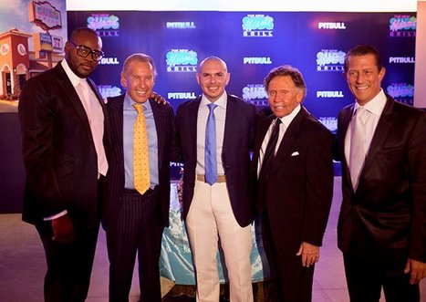 Pitbull becomes part owner of Miami Subs - DALE! | Memoirs of a Chonga | Scoop.it