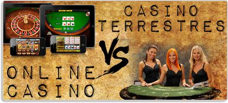 Casino en Línea vs el Mundo Real Casino | Online Casino | Scoop.it