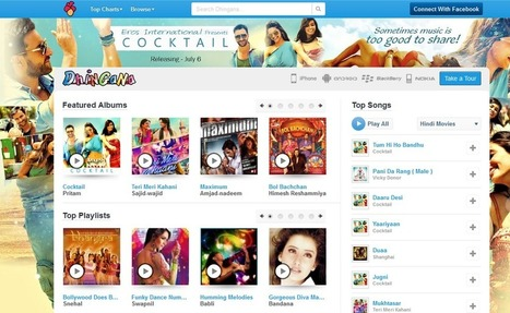Idea users can free download songs from Dhingana | Digital Downloads and Streaming in the Music Industry | Scoop.it
