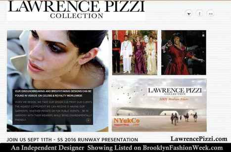 @LawrencePizzi's 1001 Arabian Bikers #NYFW #SS16 Runway  Fund Raiser to benefit  young local designer | Fashion Technology Designers & Startups | Scoop.it