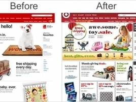 Pretty Much Everyone Hates the New Target.com Redesign | Scott's Linkorama | Scoop.it
