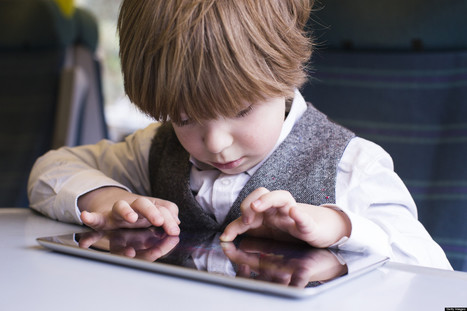 How Much Technology Should You Let Your Child Use? | Brain Research - Technology usage with kids | Scoop.it