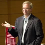 "Google's Schmidt: 'Global mind' offers new opportunities - MIT News Office | ""#Google+, +1, Facebook, Twitter, Scoop, Foursquare, Empire Avenue, Klout and more"" 