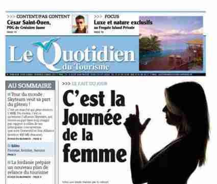 La croisière a encore progressé de 14% en 2011 - Croisières sur Le Quotidien du Tourisme | les croisières à thèmes | Scoop.it