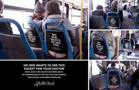 Des fesses que personne ne veut voir dans le bus | streetmarketing | Scoop.it