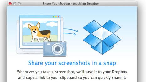 Dropbox Updates with Automatic Screenshot Saving and iPhoto Importing | aina mastura pane | Scoop.it