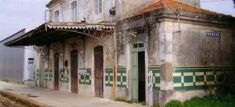 Cómprate una estación: ponen a la venta las estaciones de tren abandonadas de Portugal   ¡Sí, se puede!   Scoop.it