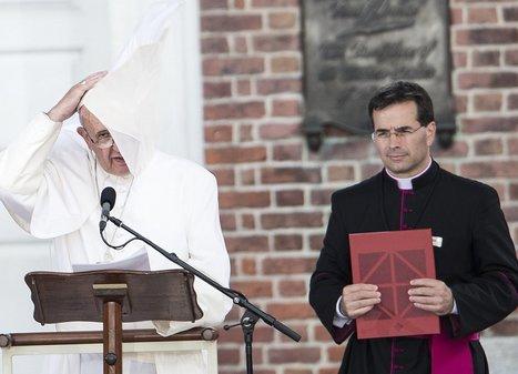 Pope's interpreter learns job brings surprises and fans | GlobalSpeak Translations | Scoop.it