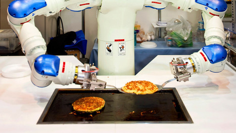Why robots may soon replace fast-food employees | Une nouvelle civilisation de Robots | Scoop.it