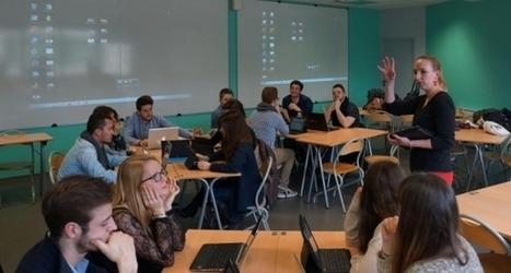 Formation : à l'EM Normandie, la numérisation en marche - L'Etudiant Educpros | Les nouvelles façon d'apprendre | Scoop.it