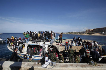 Libya Deports Hundreds of African Immigrants | ThoughtWorks-Braam | Scoop.it