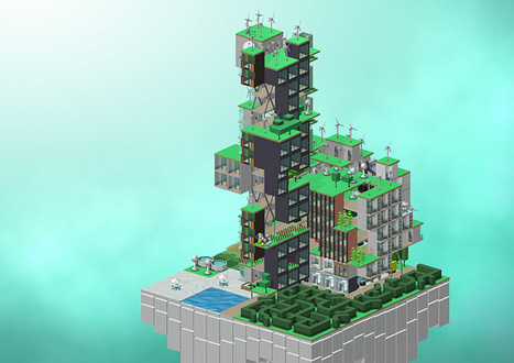 Building better architecture through video games like Block'hood - Architecture Lab | The Architecture of the City | Scoop.it